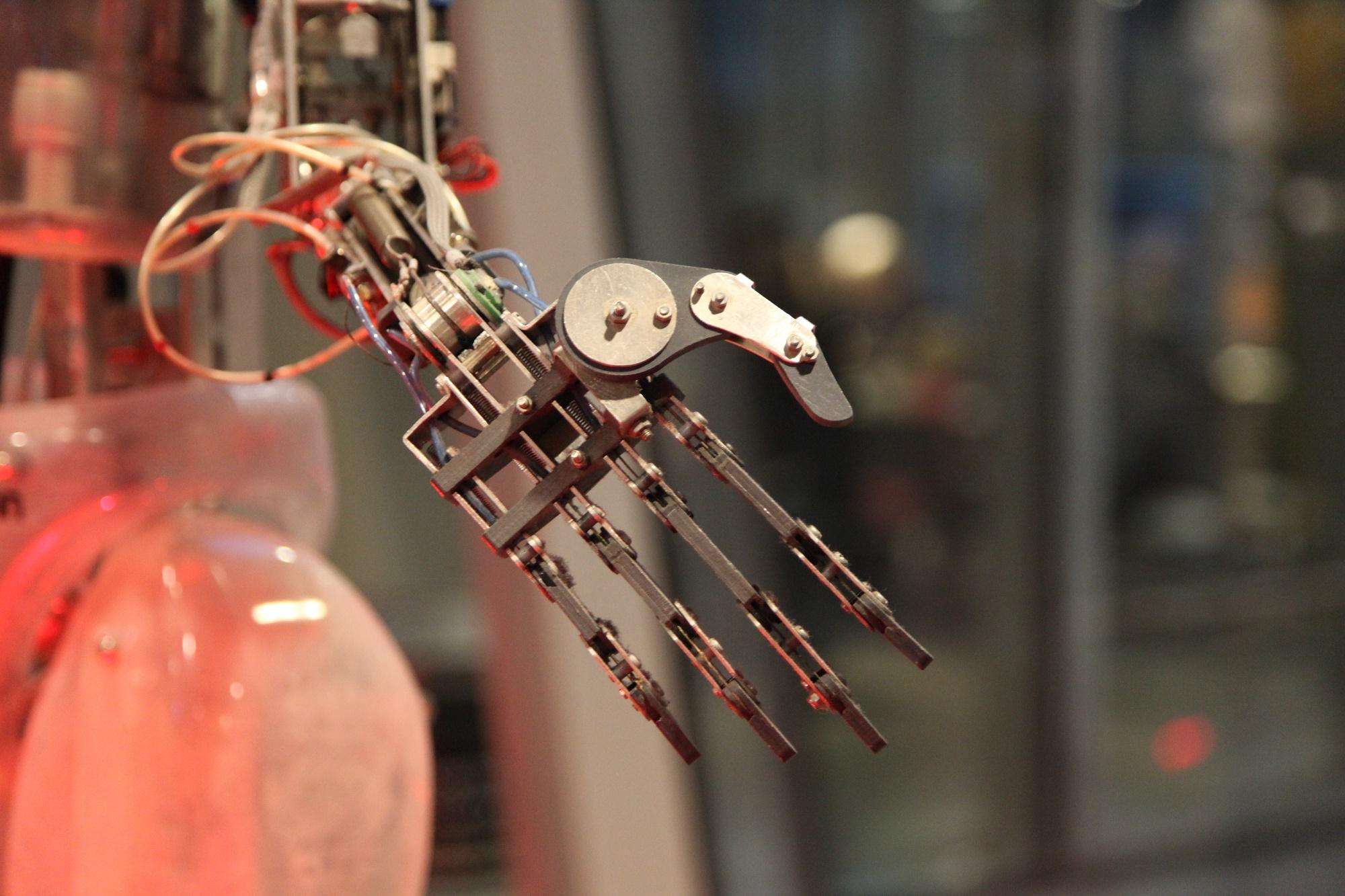 Automatização e Robotização de Processos Podutivos