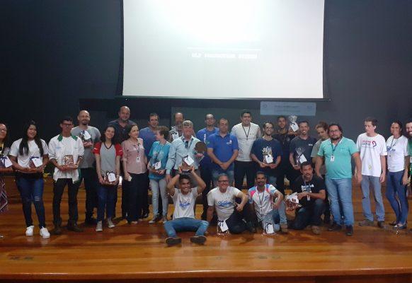 Olimpiada do Conhecimento – Senai Linhares 07