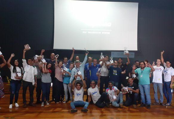 Olimpiada do Conhecimento – Senai Linhares 08