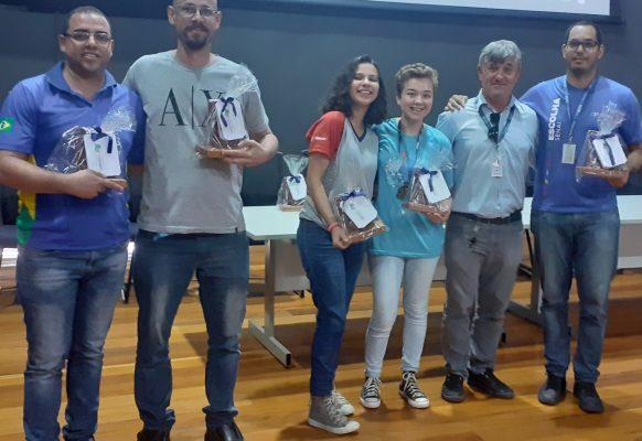 Olimpiada do Conhecimento – Senai Linhares – Treinadores Avaliadores e Competidores Software
